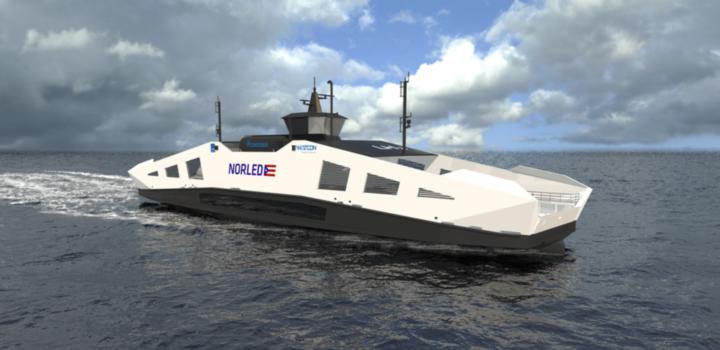 Norled hydrogen ferry update