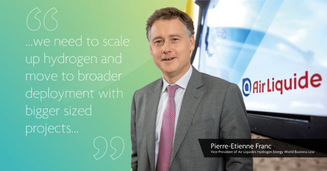 Exclusive: Round table discusses hydrogen's future
