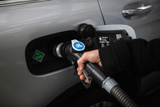 Germany's 79th hydrogen station opens